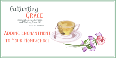 Adding Enchantment to Your Homeschool with Dachelle McVey