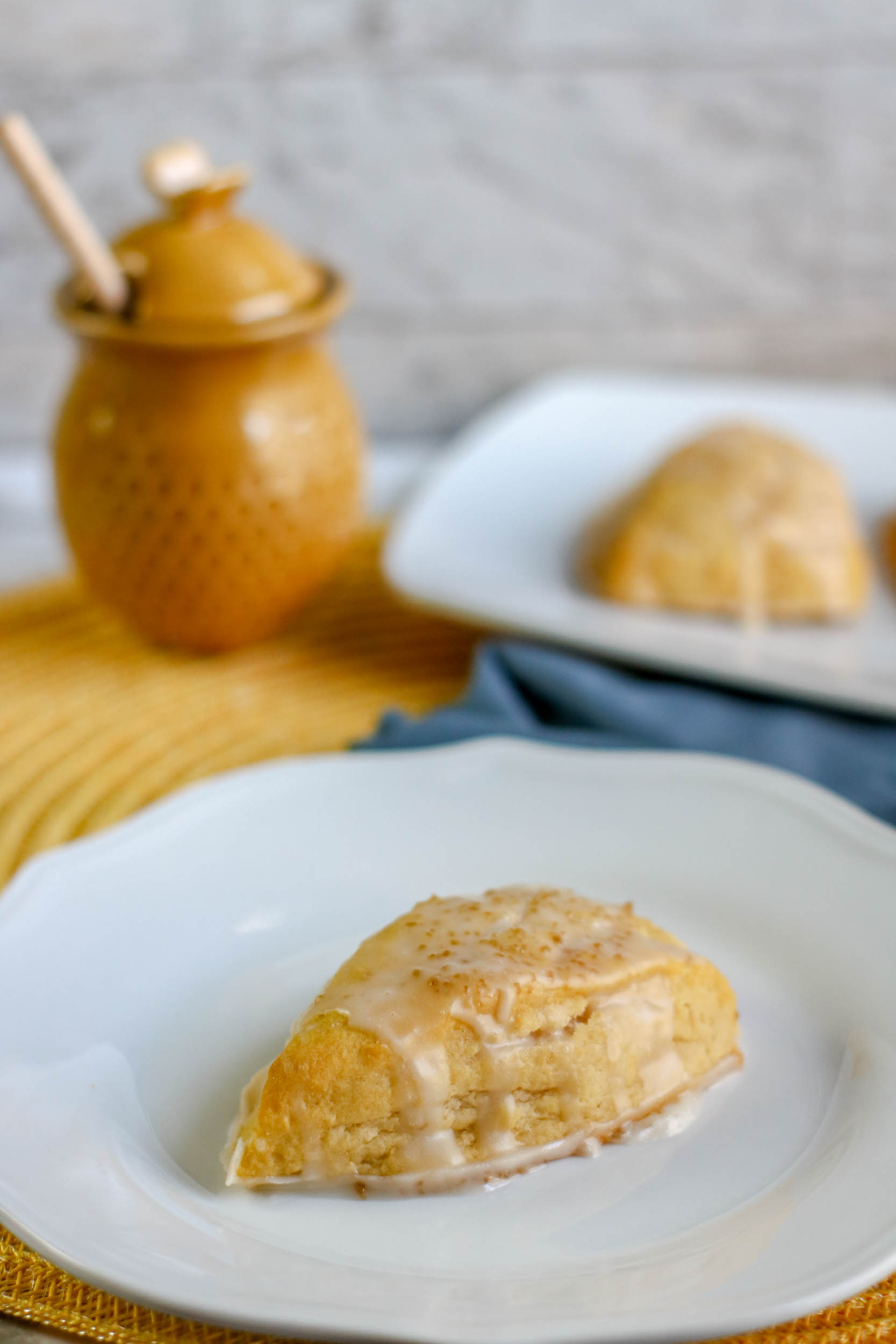 Honey scones recipe for winne the pooh tea time