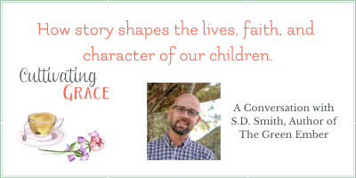 Cultivating Grace: Author Interview with S.D. Smith