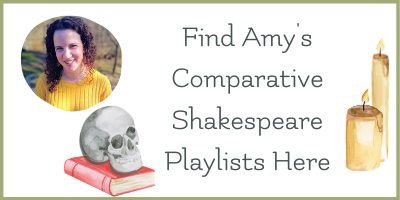 Shakespeare comparative video playlist