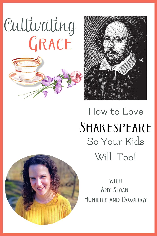 Shakespeare for homeschool
